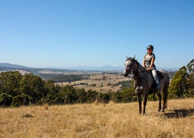 Trail Riding Tasmania
