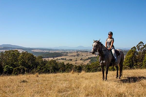 Trail Riding Tasmania